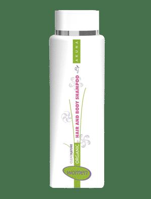 BIO Női haj- és testsampon