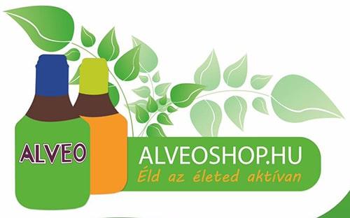 Hogy tetszik az új logom? alveoshop.hu
